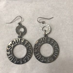 Earrings Made By Guess!